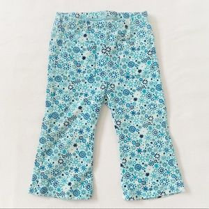 ★ OLD NAVY | FLORAL & CIRCLE PRINT PATTERNED PANTS